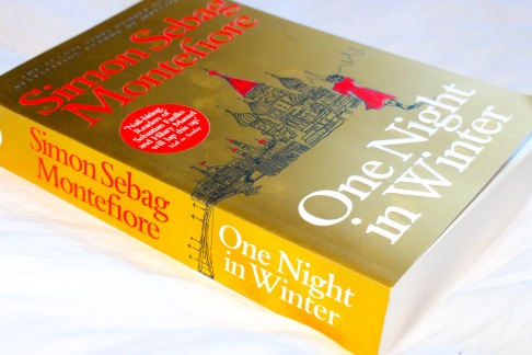 20160623 One Night in Winter - Simon Sebag Montefiore, The King is Dead - Suzannah Lipscomb  SLV 0010.jpg