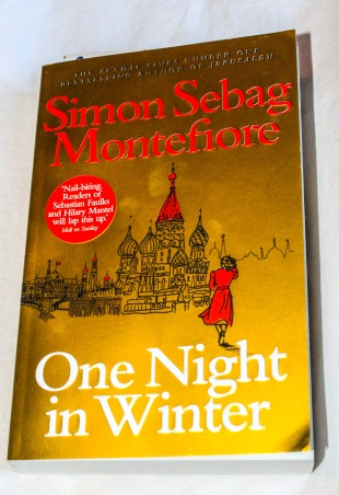 20160623 One Night in Winter - Simon Sebag Montefiore, The King is Dead - Suzannah Lipscomb  SLV 0016.jpg