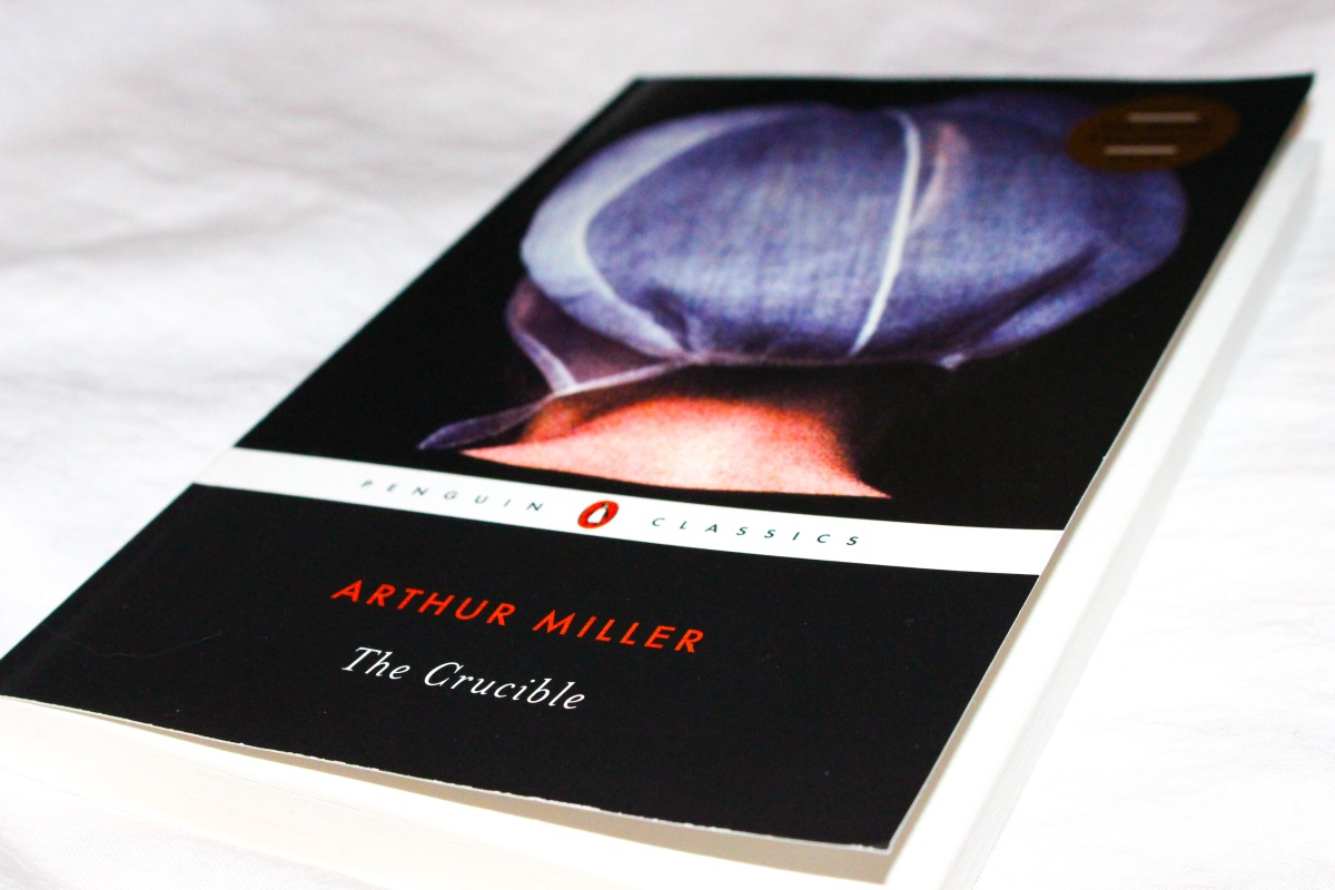 a review of the book the crucible by arthur miller Book review: the crucible by arthur miller introduction the crucible is one of the plays written by arthur miller, a playwright from america the book dramatizes.